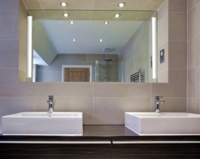forte side line ii badspiegel hinterbeleuchtet neon in 13 gr en spiegel bad neu ebay. Black Bedroom Furniture Sets. Home Design Ideas