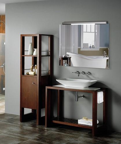 light tube i matt badspiegel leuchtspiegel in 4 gr en ebay. Black Bedroom Furniture Sets. Home Design Ideas