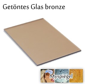 bronze get nte glasscheibe 6mm glas get nt glasplatten normalglas floatglas ebay. Black Bedroom Furniture Sets. Home Design Ideas