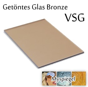 get ntes vsg sicherheitsglas bronze 8mm glasplatten glasscheiben glas ebay. Black Bedroom Furniture Sets. Home Design Ideas