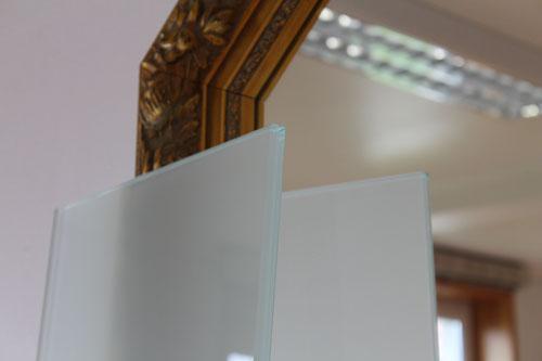 br stungsglas vsg tvg matt 10mm 0 76mm gel nderglas glas. Black Bedroom Furniture Sets. Home Design Ideas