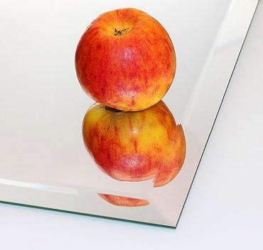 spiegel kristallspiegel 4 mm zuschnitt im wunschma neu ebay. Black Bedroom Furniture Sets. Home Design Ideas