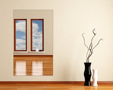 Magnetbefestigung montageset f r spiegel wandspiegel ebay for Spiegel preiswert