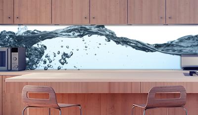 k chenr ckwand wasserstrudel plexiglas fliesenspiegel spritzschutz k che ebay. Black Bedroom Furniture Sets. Home Design Ideas