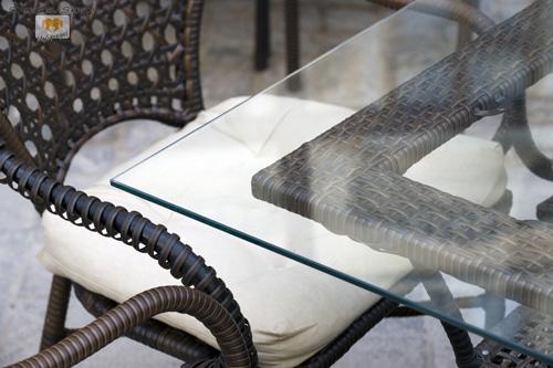 tischplatte aus esg sicherheitsglas 8 10 12mm tisch. Black Bedroom Furniture Sets. Home Design Ideas