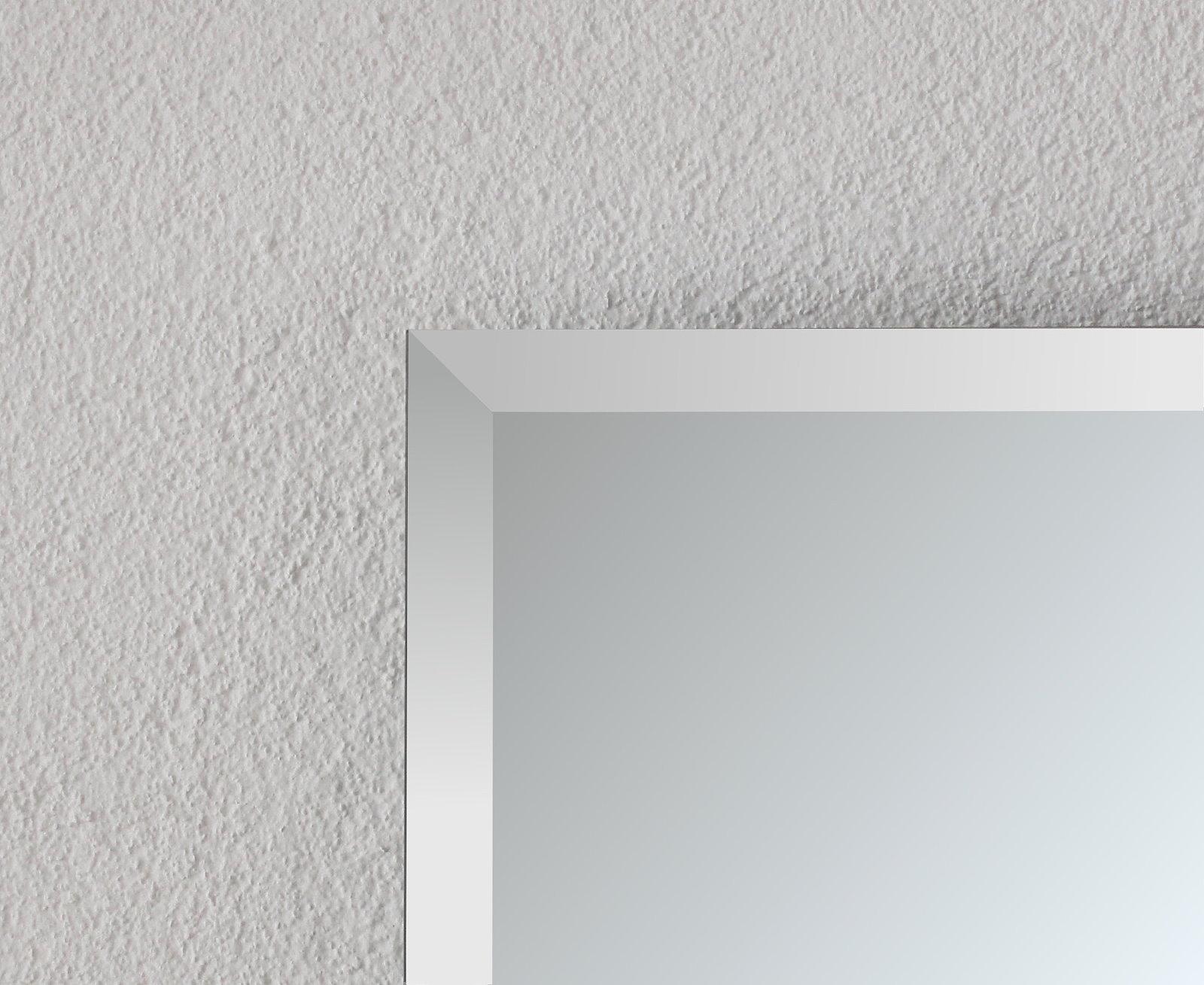 Spiegel kristallspiegel wandspiegel 4 6 mm st rke for Spiegel zum aufkleben