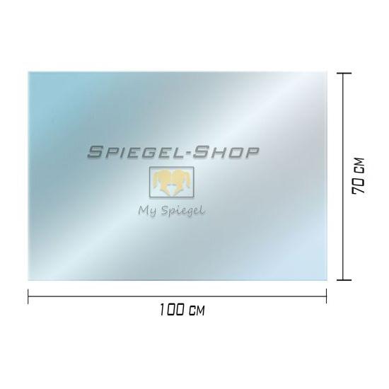 spiegel kristallspiegelgr sse 120 x 80 cm 5mm st rke kante poliert ebay. Black Bedroom Furniture Sets. Home Design Ideas