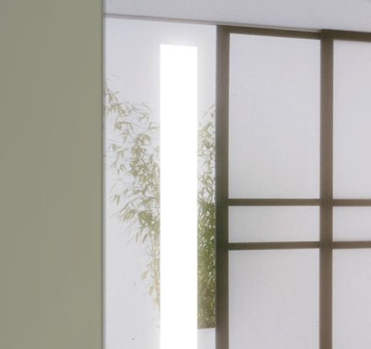 spiegel mit beleuchtung nach mas badspiegel nach ma. Black Bedroom Furniture Sets. Home Design Ideas