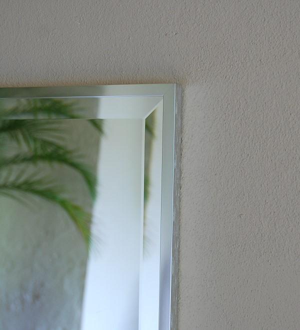 barcelona metropolis alu rahmen spiegel. Black Bedroom Furniture Sets. Home Design Ideas