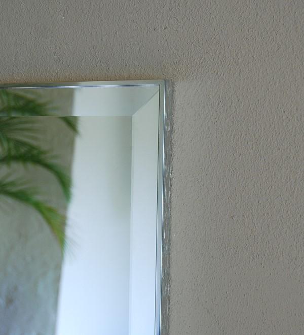 Toronto metropolis alu rahmen spiegel - Spiegel mit spiegelrahmen ...