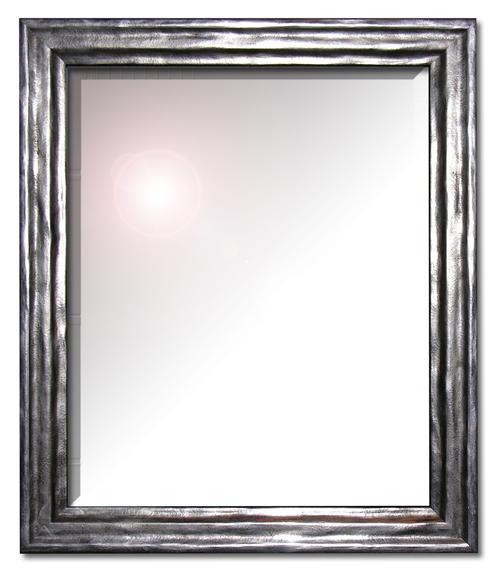 aluna silber echtholz bilderrahmen bilderrahmen wandspiegel badspiegel spiegelglas spiegel. Black Bedroom Furniture Sets. Home Design Ideas