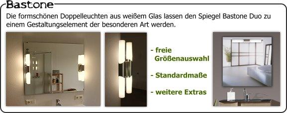 Badspiegel bastone for Spiegel konfigurieren