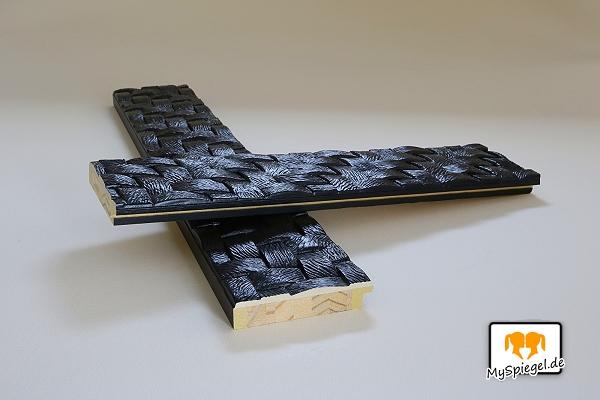 basto echtholz wandspiegel. Black Bedroom Furniture Sets. Home Design Ideas