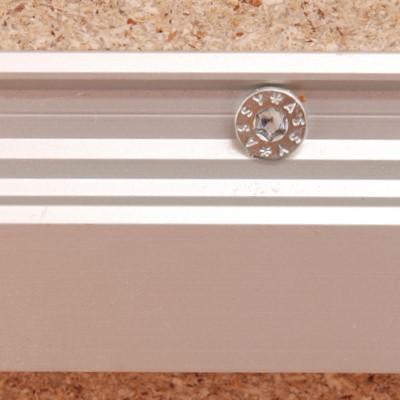 spiegel profil befestigung f r spiegel wandspiegel spiegelw nde bis 6 mm st rke. Black Bedroom Furniture Sets. Home Design Ideas
