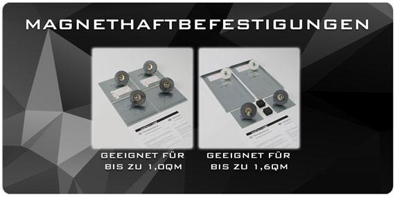 Magnet Haft 145 Für Spiegel Bis 1 Qm