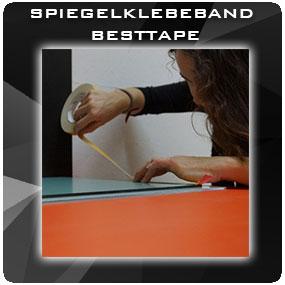 Spiegelklebeband BestTape Für Spiegel, Kabelkanäle Etc. 5 M