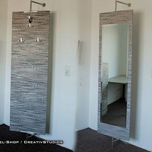 Rundes und ovales glas nach ma zuschneiden lassen for Spiegel zuschneiden