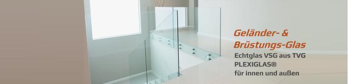 plexiglas f r gel nder und br stungen. Black Bedroom Furniture Sets. Home Design Ideas
