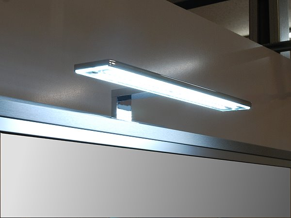 Cortese Spiegelschrank   Badspiegelschrank Lampe