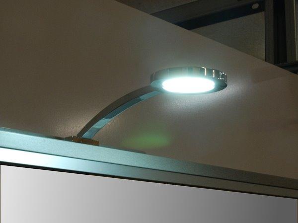 Pinella Spiegelschrank   Badspiegelschrank Lampe