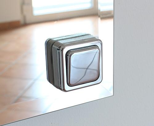 Badspiegel Mit Steckdose myspiegel de kristall spiegel nach maß anfertigen lassen